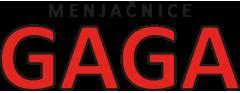 Menjačnice GAGA | Dobro došli!